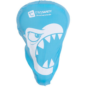 Crazy Safety Coprisellino blu